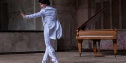 Cover photo for solo jazz dancer Ksenia Parkhatskaya's video Revival
