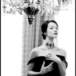 A photo of the artist Ksenia Parkhatskaya Chandelier