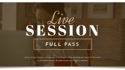 virtual product image for Secrets of Solo Live Session - Full Pass