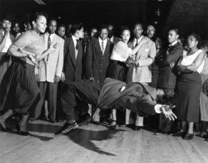 danza nera jazz competizione di Lindy Hop al Savoy Ballroom