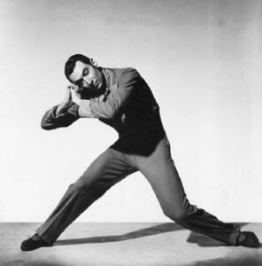Jack Cole theatrical modern jazz dance