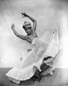 Katherine Dunham modern jazz dance