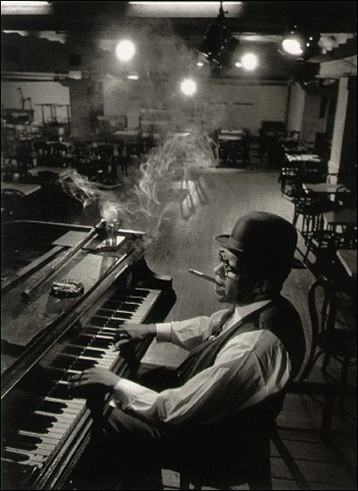 """Willie """"the Lion"""" Smith, jazz pianist who tells a history of Charleston dance"""