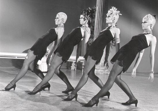 Boradway Jazz dance Bob Fosse style