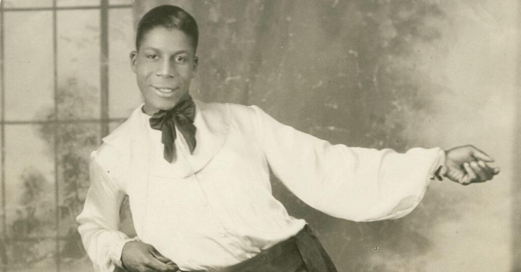 Earl Snakehips Tucker, eccentric jazz dancer