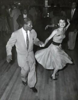 social couple swing dances: lindy hop, shag, balboa
