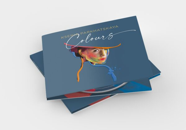 """Colours"" CD mockup"